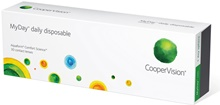 MyDay Coopervision Daily Contact Lenses