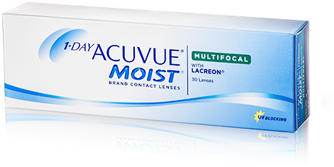 One Day Moist Multifocal Contact Lenses