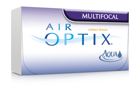 Air Optix varifocal Contact Lenses