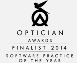 Opticians Award Finalist