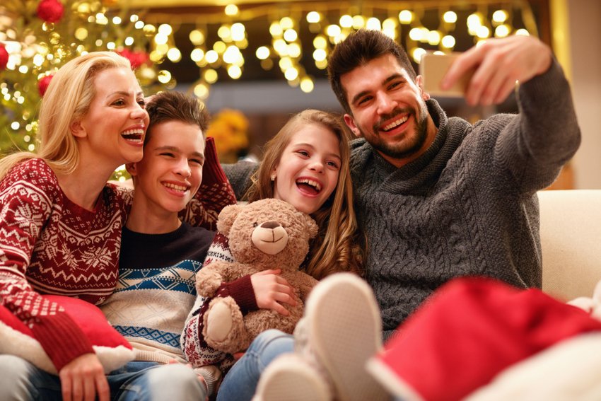Top 5 family eye care tips for Christmas